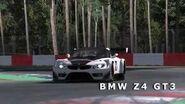 GT Racing at iRacing