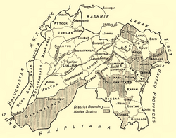 Punjab-Districts 1911.png