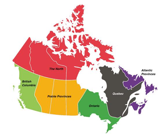 Canada iRacing Regions.png
