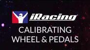 Wheel & Pedal Calibration