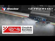 NEW CONTENT -- Circuit de Barcelona-Catalunya Rallycross Layout