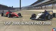 USF 2000 and Indy Pro 2000 - Available June 2020