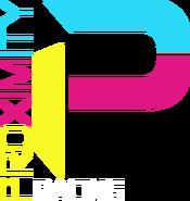 ProximityRacing Logo Bright Blue