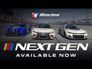 NASCAR Next Gen on iRacing -- Available Now!