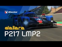 IRacing Presents - The Dallara P217