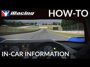 IRacing How To - In-Car Information