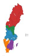 IRacing Sweden Regions