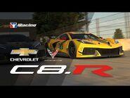 IRacing Presents - The Chevrolet Corvette C8