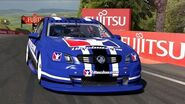 Race the Holden VF Commodore V8 Supercar!