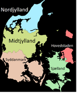 IRacing Regions of Denmark