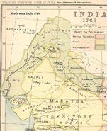 NWIndia 1765 imperial gazeteer (1)