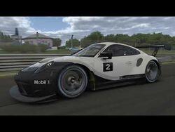 Porsche 911 GT3 R - Onboard