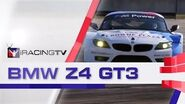 Behind the Scenes Building the BMW Z4 GT3