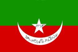 Flag of the Khanate of Kalat.png