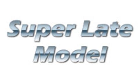 Super Late Model Cars