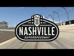 NEW CONTENT -- Nashville Superspeedway