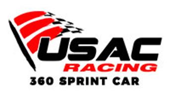 USAC 360 Sprint Car