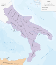 The Kingdom of naples with administrative divisions as they were in 1454 (1).png