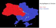 IRacing Regions of Ukraine