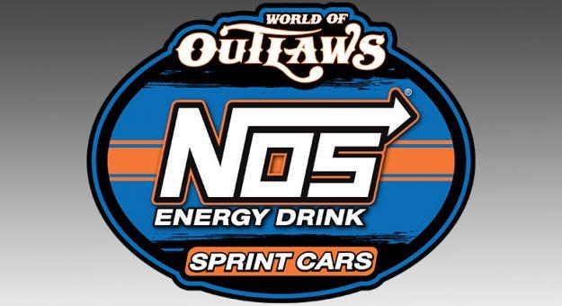 World of Outlaws 410 Sprint Car