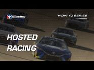 IRacing How-To- Hosted Racing