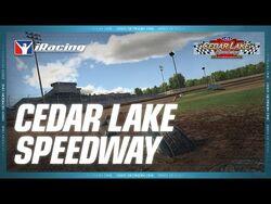 NEW CONTENT -- Cedar Lake Speedway