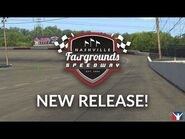 Nashville Fairgrounds Speedway - Coming September 2020