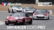 Sim Racer goes Pro in the Global Mazda MX-5 Cup