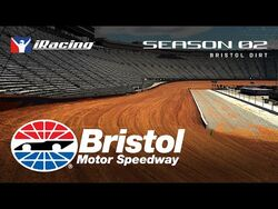 IRacing -- Bristol Dirt is Here