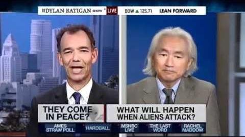 """MSNBC """"A gazdaságot felpörgetné egy idegen invázió"""""""