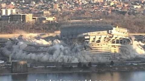 Explosive Demolition - 2001 Best Building Implosions