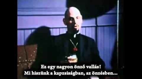 Az Üzenet (Extra rész) Anton Szandor Levay