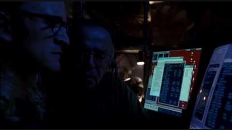The Lone Gunmen Pilot - 9 11 Predictive Programming
