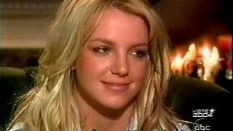 Britney Spears glitch