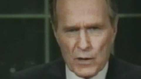 Bush Sr. New World Order Speech Rare