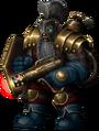 Elite Heavy Firethrower