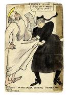 Nazimova Enters Heaven