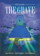 HPLovecraft The Grave cover