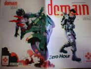 Domain Issue 1 cover