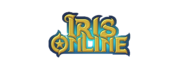 66Iris Logo Gold and Blu