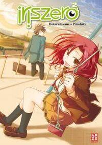 Band 2 mit Asahi und Hijiri auf dem Cover