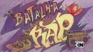 Batalha de Rap - Vovó Juju x Cassius Clayton (Irmão do Jorel)