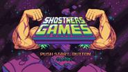 Shostners Games Titlecard