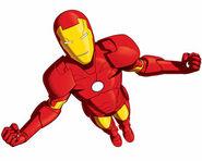 Iron man-armored sm