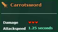 Carrotsword
