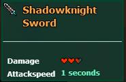 Shadowk sword