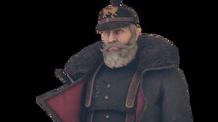 Character Gunter