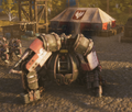 Uncle Lech's Mech ingame
