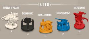 Mechs - Scythe