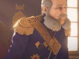 Kaiser Friedrich of Saxony